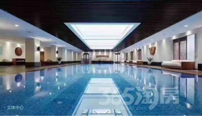 富力乌衣水镇3室2厅1卫96平米精装使用权房2017年建