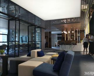 证大900平豪装办公室 全套9成新家具 随时看房