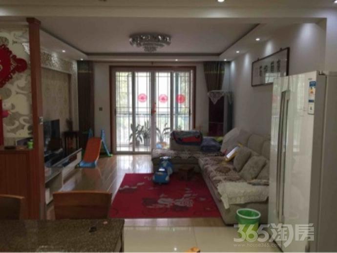 塞纳名邸4室2厅2卫150平米精装产权房2012年建