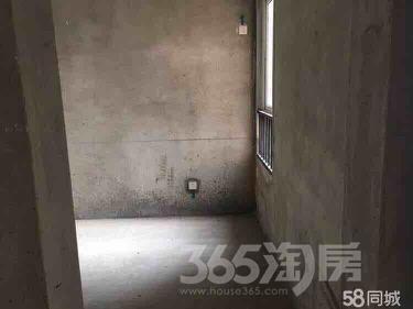 瑞景国际3室2厅1卫112平米毛坯产权房2015年建