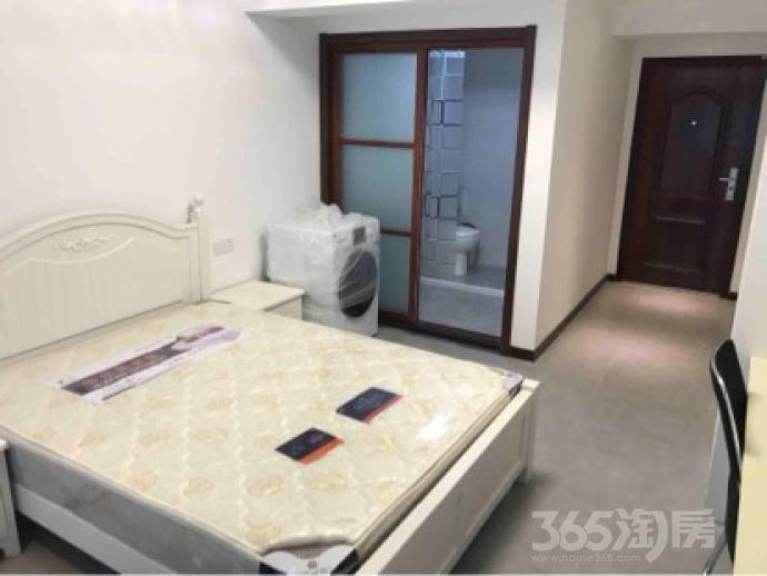 圣都公寓1室0厅1卫30平米整租精装