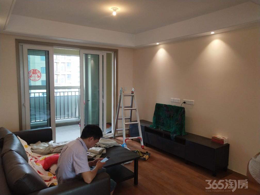 青剑湖建屋天著3室2厅1卫88平米整租精装