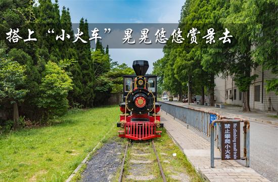 """光影石城356:搭上""""小火车"""" 晃晃悠悠赏景去"""