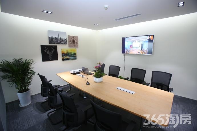 新城总部大厦400㎡可注册公司整租豪华装
