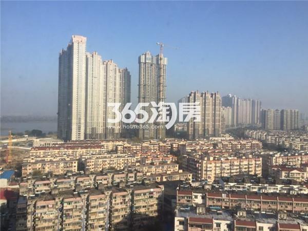恒盛金陵湾实景图(12.16)