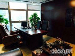 新街口珠江路地铁口 150平精装 可注册 带家具 有车位