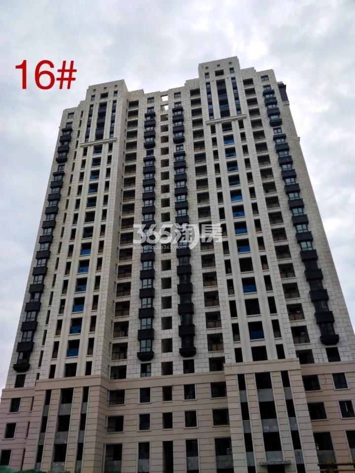 海玥名都16#在建实景图(11.21)