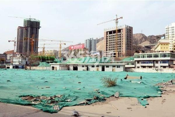 天庆山河一品实景图
