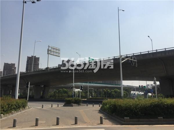 荣里周边高架路(11.22)