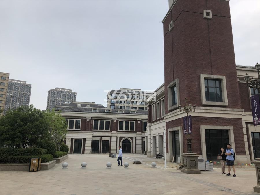 银亿东城合益一番街实景图(5.26)