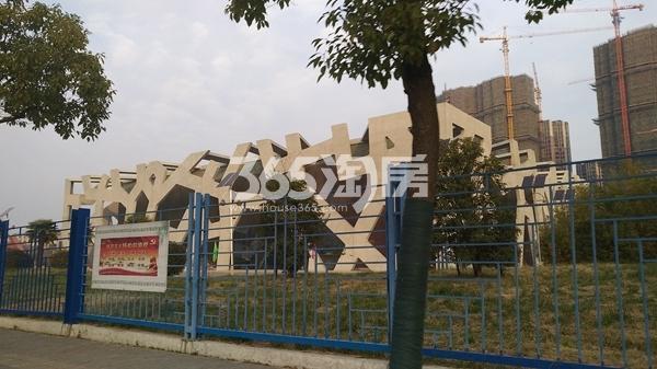 海亮明珠 龙湖体育馆 201801