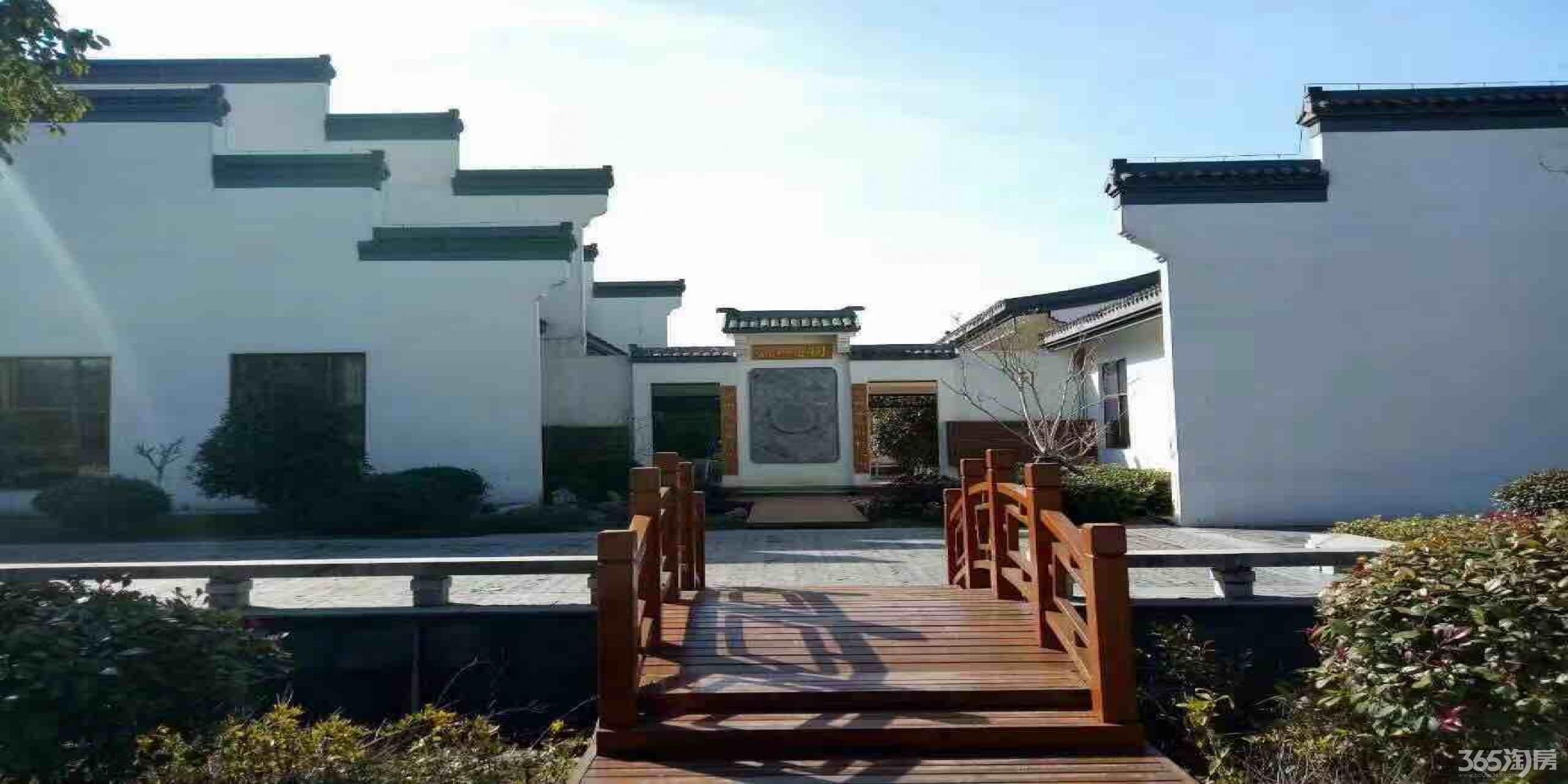 中式徽派建筑品质楼王图片