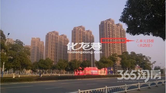 御河湾15楼共25层,毛坯二房,采光好,楼层佳,稀缺优质房源
