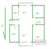 碧桂园欧洲城3室2厅1卫89.00�O2014年产权房精装