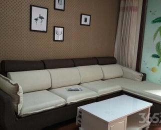 鑫苑望江花园 2室2厅1卫 2600元