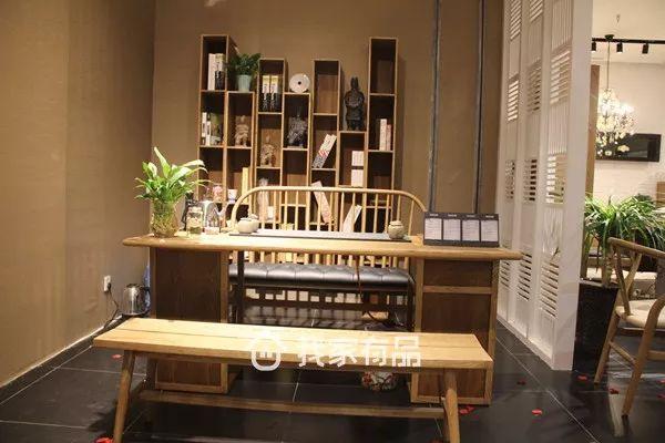 米夏家居|新中式|中式茶室