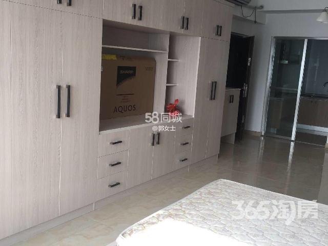 常州宝龙城市广场55平米公寓房整租精装