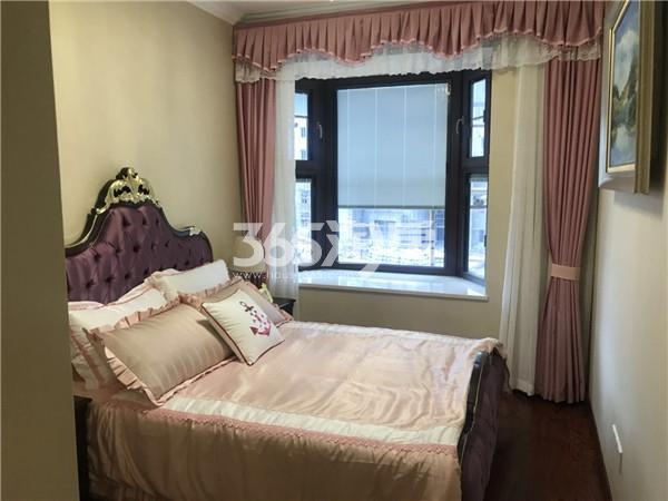 金象朗诗红树林130㎡样板间卧室