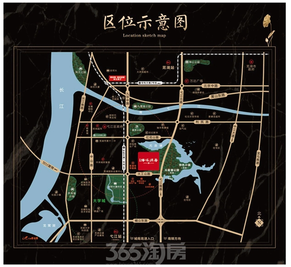 塘溪源著:黄金坐标点