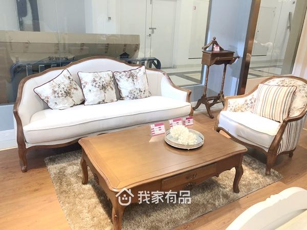 法式沙发|田园风格|实木家具