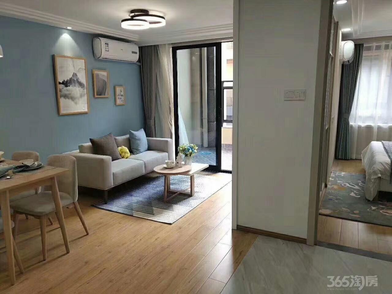 星南站2室1厅1卫35平米2018年产权房精装