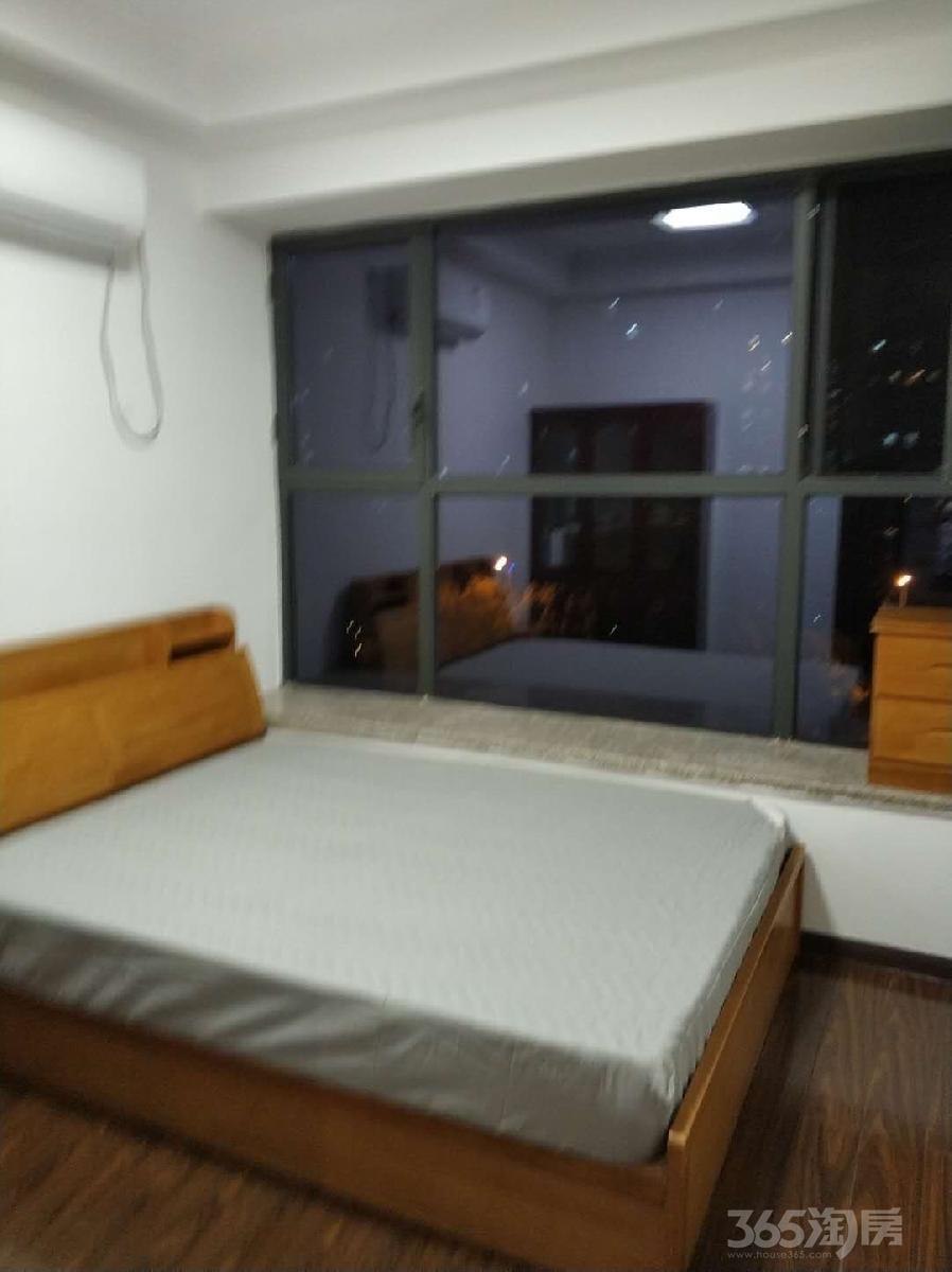 合景领汇广场公寓1室1厅1卫51平米整租精装