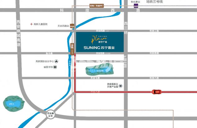苏宁云著交通图