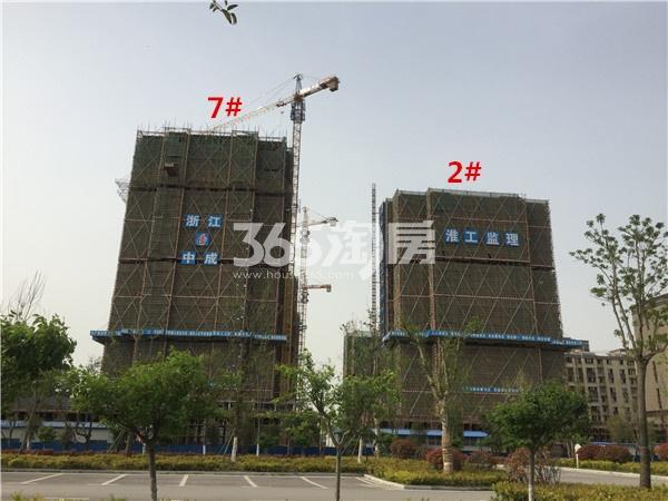 港利上城国际在建2#7#(4.18)