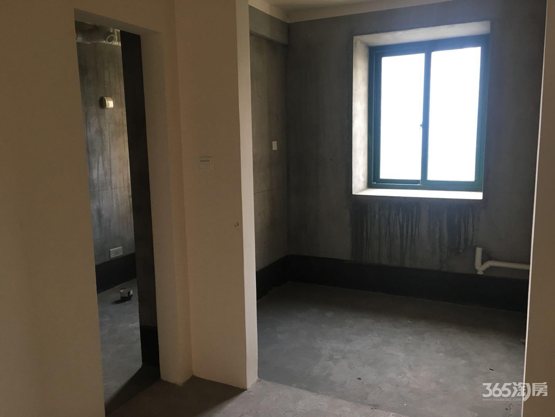琴韵华庭2室2厅1卫84平方产权房毛坯满五唯一