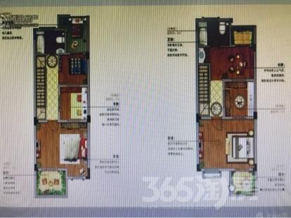朗诗熙华府4室2厅2卫142平米毛坯产权房2019年建满五年