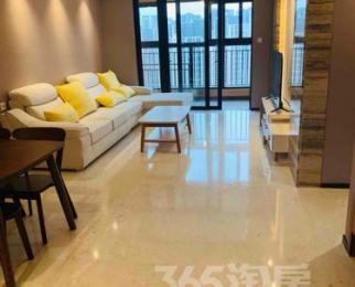 雅居乐滨江国际3室1厅1卫108平米整租豪华装