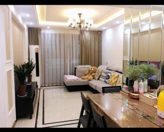 中交锦蘭荟2室1厅1卫82平米整租精装
