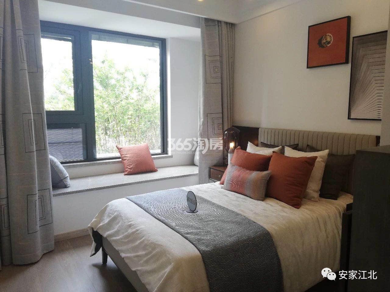 江山大境洋房119㎡样板间-卧室