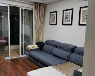 恒盛金陵湾2室2厅1卫95平米精装整租