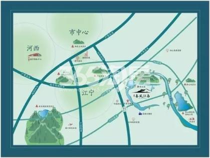 协鑫春风江南实景图