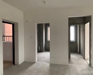 长虹世纪荣廷2室1厅2卫120平米毛坯整租