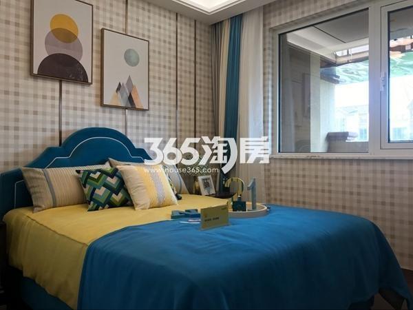 阳光100阿尔勒·星空洋房134平C1户型样板间儿童房