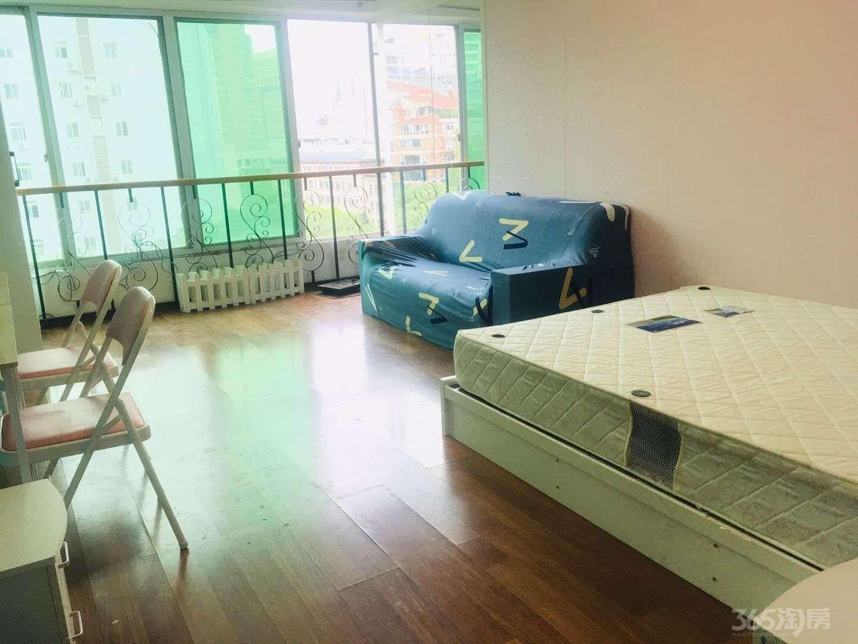水晶花园1室0厅1卫20平米整租精装