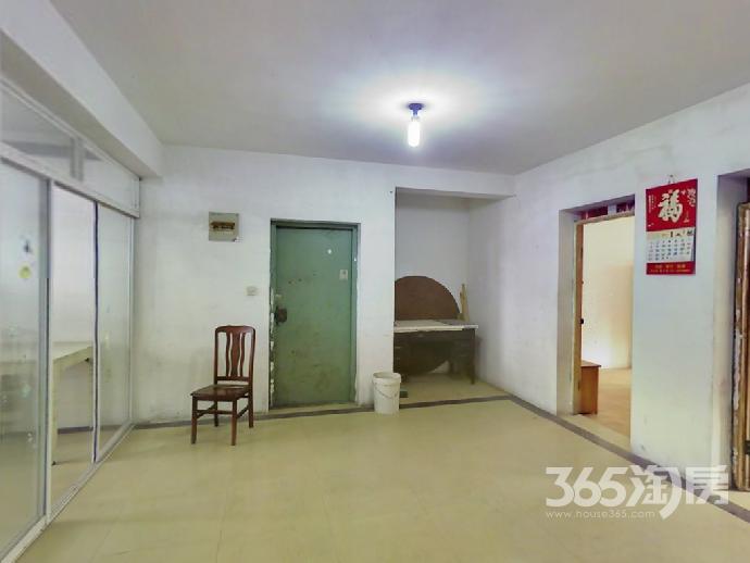 利民小区2室2厅1卫93.8平方产权房简装