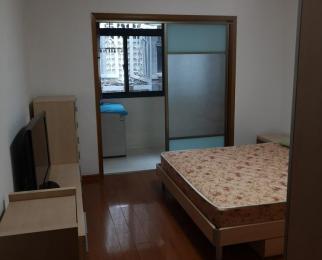 竹林新村2室1厅1卫54.37平米整租精装