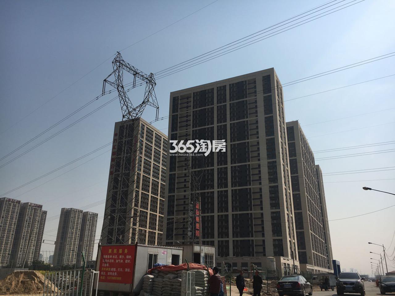 东方万汇城实景图(3.21)
