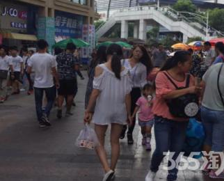 江宁地铁1号线胜太路站 临街底商可餐饮可金融 直租 价格