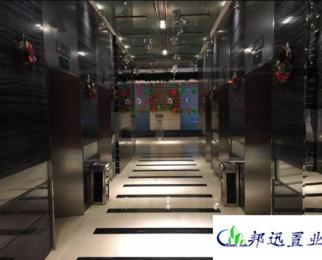 德基大厦 长江路商圈 甲级精装纯写 有办公家具 可整可分