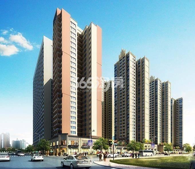 防城港桂海世贸交通图