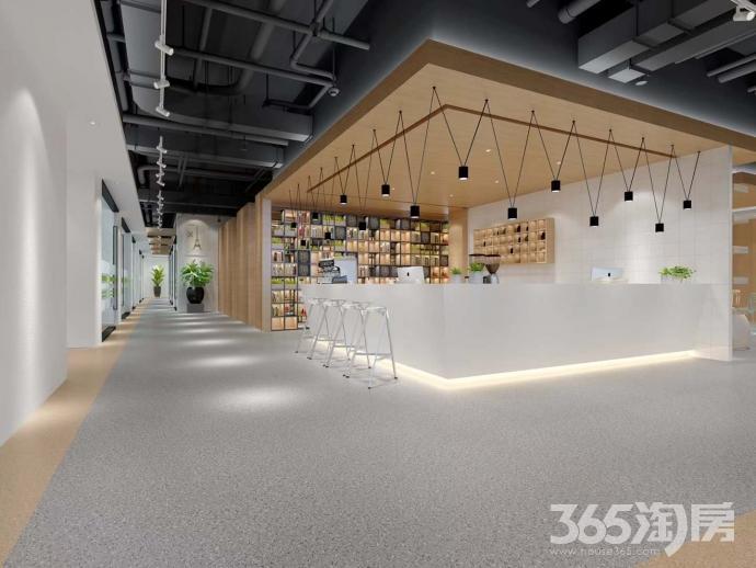九龙湖地铁商业大厦2054㎡可注册公司合租简装