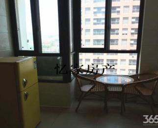 华强广场单身公寓,有格调。坐落于市区,临近步行街