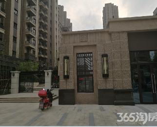 仙林湖新城香悦澜山小区东门口临街商铺53平方出租无转让