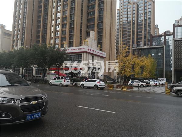 铭城实景图