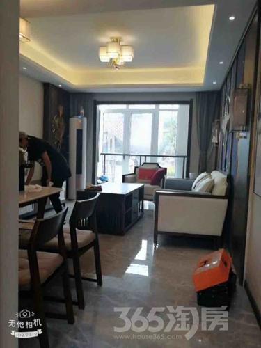 柳岸春风2室2厅1卫74平米毛坯产权房2018年建