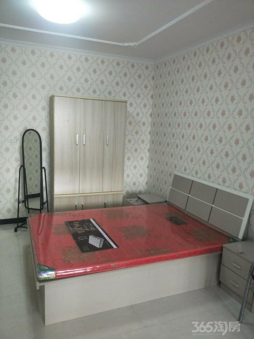 西桃园社区1室0厅1卫52平米整租精装